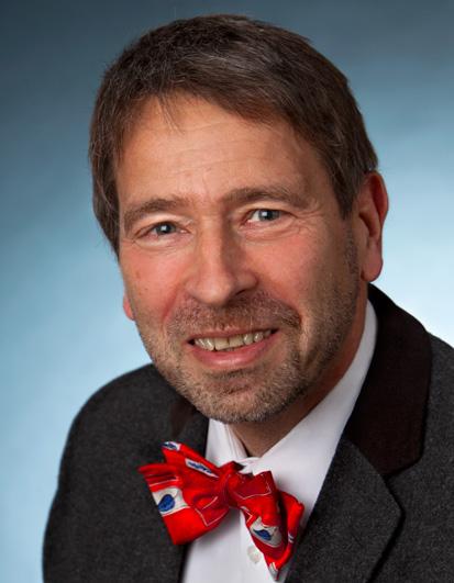 Klaus Michael | 1. Vorsitzende