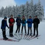 Langlaufskilager Oberhof 2015