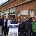 Kinder und Leistungssportler beim Wettkampf in Vegesack