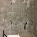 Entwässerung der Wände